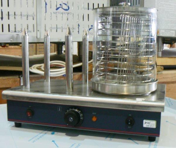 Аппарат приготовления хот-догов IHD-04 (AR) паровой гриль