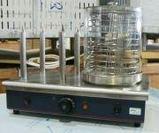 Аппарат приготовления хот-догов IHD-04 (AR) паровой гриль, фото 5