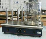 Аппарат приготовления хот-догов IHD-04 (AR) паровой гриль, фото 6