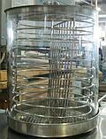Аппарат приготовления хот-догов IHD-04 (AR) паровой гриль, фото 9
