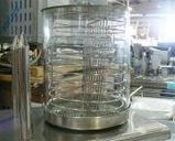 Аппарат приготовления хот-догов IHD-03 (AR) паровой гриль, фото 4