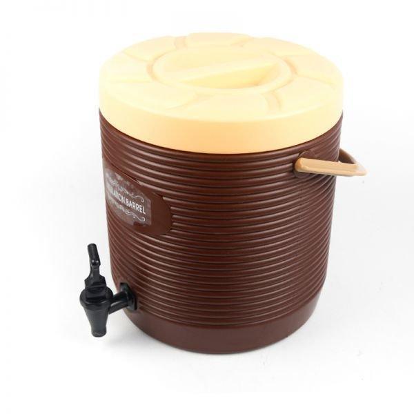 Термоконтейнер с краном 15л Eco Foodatlas
