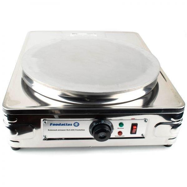 Блинный аппарат KL4-20C Foodatlas
