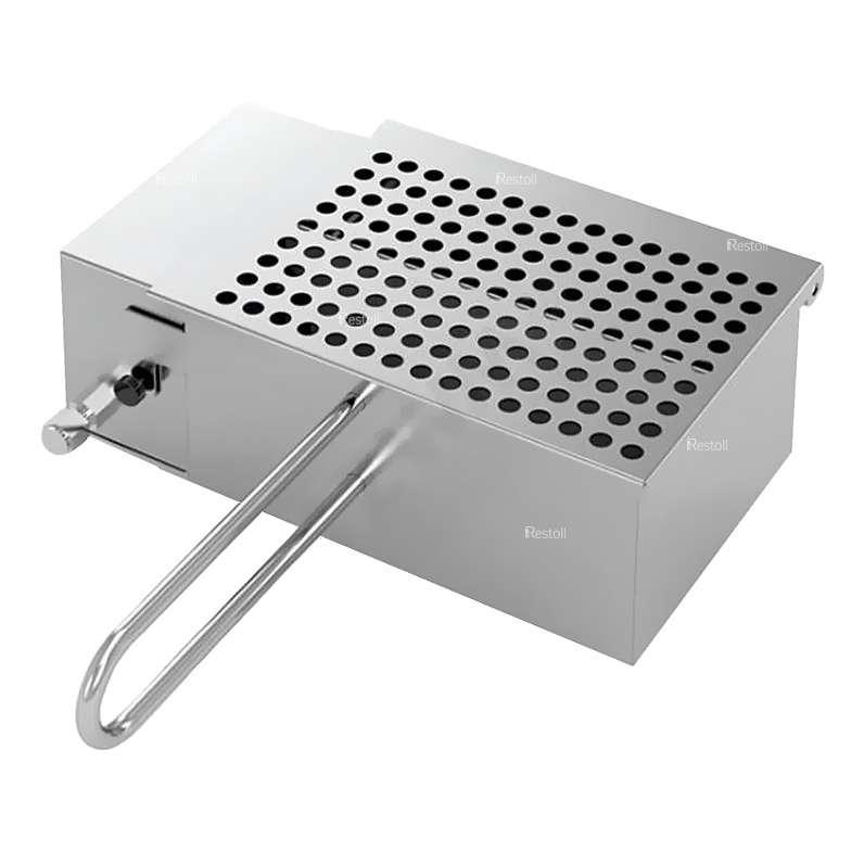 Дымогенератор-коптильня Apach SMK02