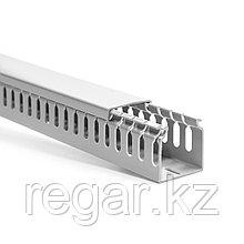 Кабельный канал пластиковый Deluxe 25х40 (ширина х высота)