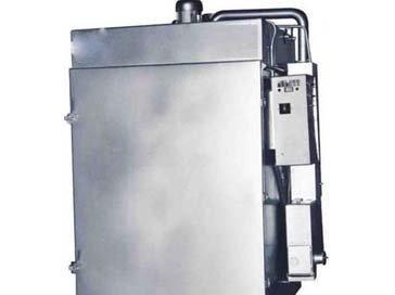 Термодымовая камера КТД-300 комбинир. (внутри нерж.сталь) с холод.агрегатом
