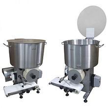 Автомат для производства котлет и тефтелей ИПКС-123(Н) с формующими барабанами