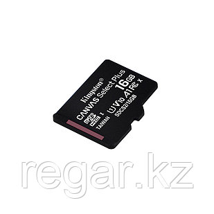 Карта памяти Kingston SDCS2/16GBSP Class 10 16GB, без адаптера