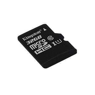 Карта памяти Kingston SDCS/32GBSP Class 10 32GB, без адаптера