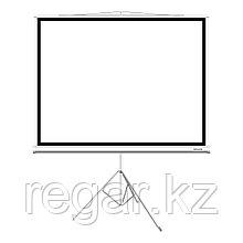 """Экран на треноге Deluxe DLS-T153x116W (60""""х45""""), Ø - 75"""", Раб. поверхность 149х112 см., 4:3"""