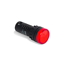Лампа светодиодная ANDELI AD16-22D (красная)