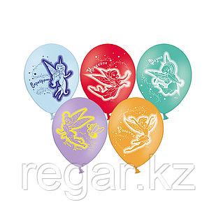 Воздушные шарики 1111-0320 (5 шт. в пакете)