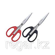 """Ножницы канцелярские Comix B2717, 208 мм.(8 1/4""""), в ассортименте"""