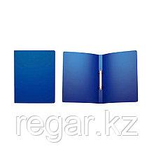 Папка на 2 кольцах пластик. ErichKrause® Classic, 24мм, A4, синий (в коробке-дисплее по 12 шт.)