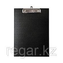 Планшет с зажимом ErichKrause®, Standard, А4, черный