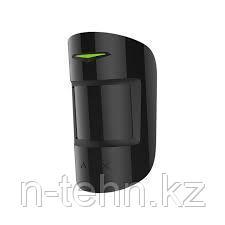 MotionProtect Plus черный Датчик движения с микроволновым сенсором и с иммунитетом к животным