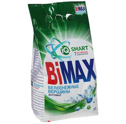 СТИРАЛЬНЫЙ ПОРОШОК BIMAX автомат 6 кг, фото 2