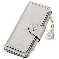 Женский кошелек, портмоне Baellerry N2341 Grey
