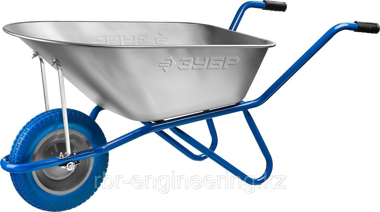 Тачка садово-строительная ЗУБР одноколесная, 180 кг