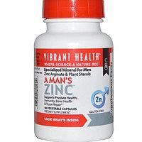 БАД Цинк, 30 мг (60 капсул)
