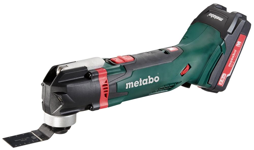 Многофункциональный инструмент Metabo MT 18 LTX Compact 613021710: