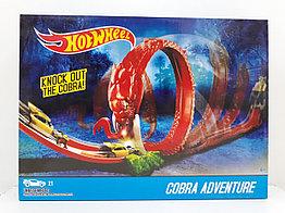 """Классный гоночный трек """"Hot Wheel"""" - отличный подарок!"""