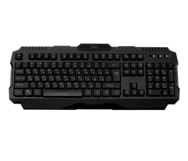 Клавиатура игровая Smartbuy RUSH Warrior 308 USB