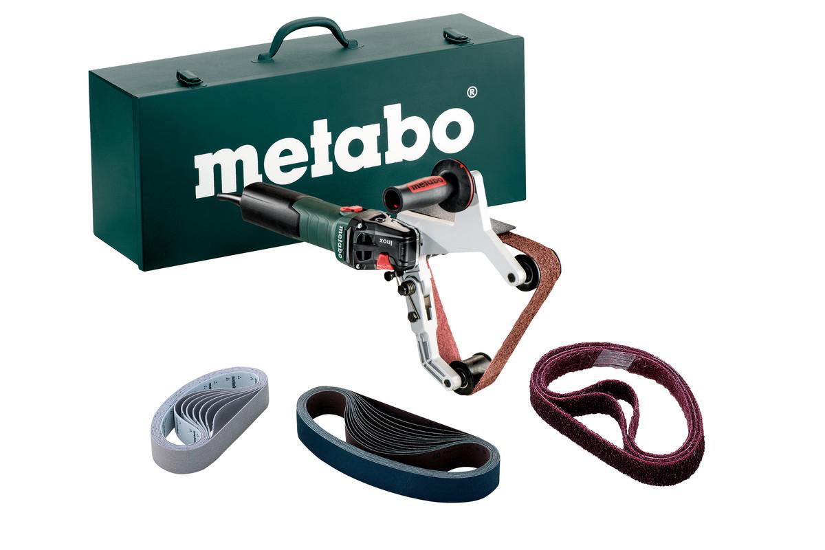 Шлифователь для труб METABO RBE 15-180 SET