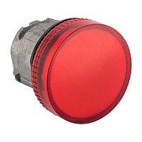 Линза для лампы красная XB4 EKF PROxima
