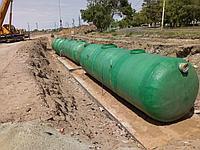 Очистное сооружение ливневых сточных вод от 1 до 80 л/сек