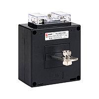 Трансформатор тока ТТЕ-А-80/5А класс точности 0,5 EKF PROxima
