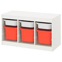 Стеллаж для игрушек ТРУФАСТ 99x44x56 см ИКЕА, IKEA