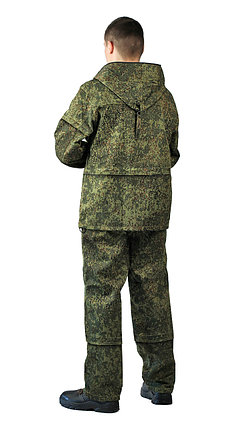 """Костюм противоэнцефалитный летний, мужской """"Пиксель"""" в Алматы, фото 2"""