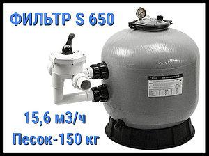 Песочный фильтр для бассейна Emaux S650