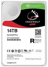 "Seagate ST14000NE0008 Жесткий диск для видеонаблюдения 14Tb Ironwolf Pro SATA3 3.5"""