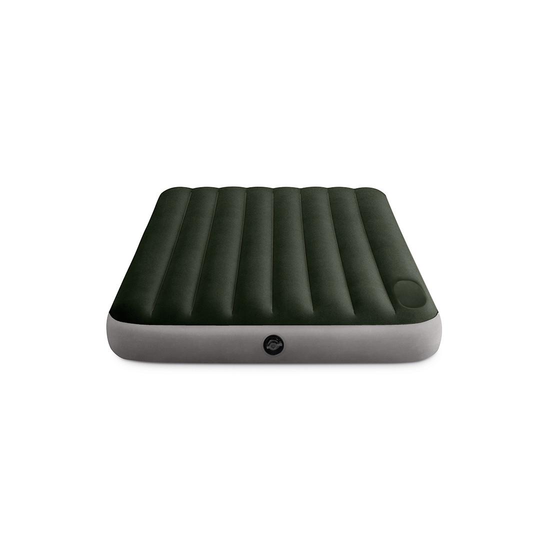 Матрас надувной Intex 64762 (зеленый)