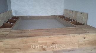 Меблировка квартиры в стиле лофт. Алматы. ИП VAT 12