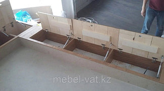 Меблировка квартиры в стиле лофт. Алматы. ИП VAT 4