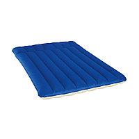 Матрас для кемпинга надувной Bestway 67016 (синий), фото 1