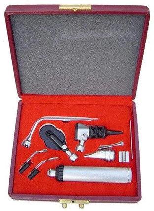 Диагностический набор Отоскоп + Офтальмоскоп NEW WASEEM, фото 2