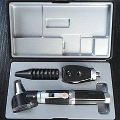 Диагностический комплект отоскоп + офтальмоскоп HS-OT10 + OP10