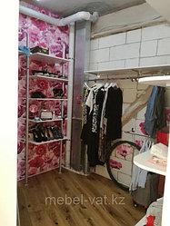 Меблировка квартиры в стиле лофт. Алматы. ИП VAT 15