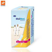 MoliMed Premium Micro Light - урологические прокладки женские, 14 шт.