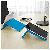 ИСБЕРГЕТ Подставка для планшета, синий, фото 1