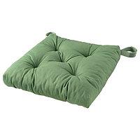 Подушка на стул МАЛИНДА зеленый ИКЕА, IKEA