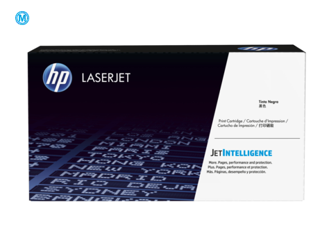 Картридж цветной HP CF540X HP 203X Black LaserJet Toner Cartridge for M254/M280/M281, 3200 pages