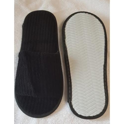 Тапочки одноразовые (28 см) FL RZ 400 OT Black