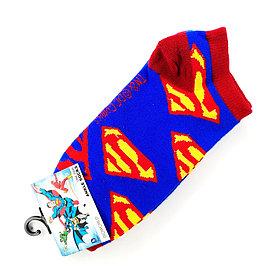 Носки короткие Супермен.