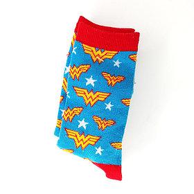 Носки  короткие Чудо-Женщина