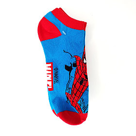 Носки короткие Человек-Паук